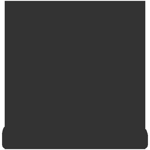 Black & White Consulting Icon.